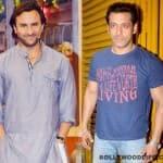 Saif Ali Khan aping Salman Khan and Akshay Kumar?