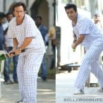 How did Saif Ali Khan and Riteish Deshmukh enjoy on the sets of Humshakals?