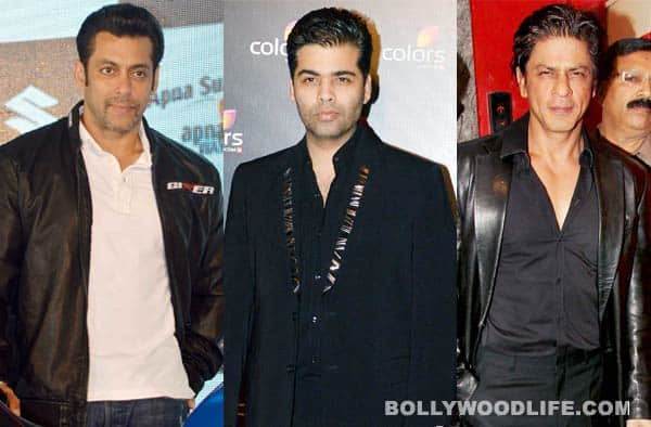 Salman Khan, Karan Johar, Hrithik Roshan: 3 people Shahrukh Khan should befriend!