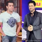 What happened when Shahrukh Khan stepped into Salman Khan's shoes?