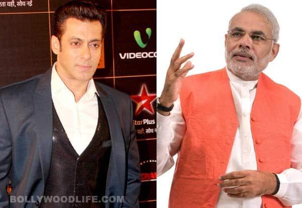 Salman Khan congratulates Narendra Modi