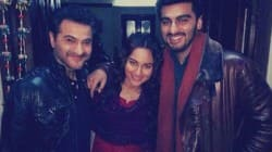 Sonakshi Sinha and Arjun Kapoor's Tevar to hit theatres on December 5