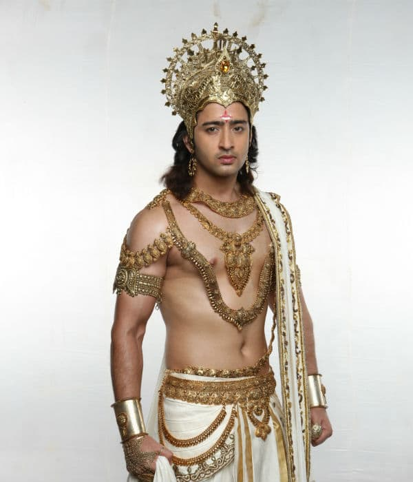 Shaheer Sheikh: Playing Arjun in Mahabharat was emotionally draining for me