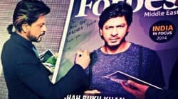 Shahrukh Khan, the top Indian leader in Arab world!