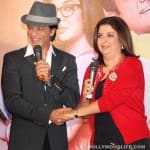 Farah Khan wishes Shahrukh Khan on getting 2nd richest actor title