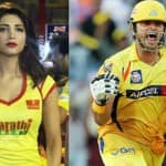 After Anushka Sharma-Virat Kohli, Shruti Haasan and Suresh Raina the new lovebirds in town!