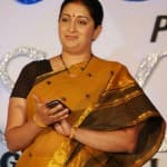 Election Results 2014: Smriti Irani ahead of Rahul Gandhi in Amethi