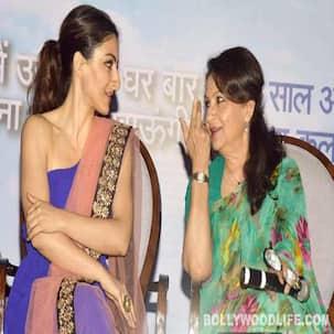 Why did Sharmila Tagore never expect Saif Ali Khan and Soha Ali Khan to become actors?