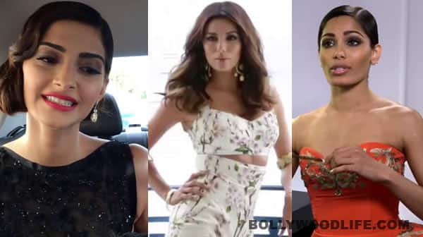 Sonam Kapoor, Freida Pinto and Eva Longoria: Who was the ultimate head-turner at Cannes 2014?