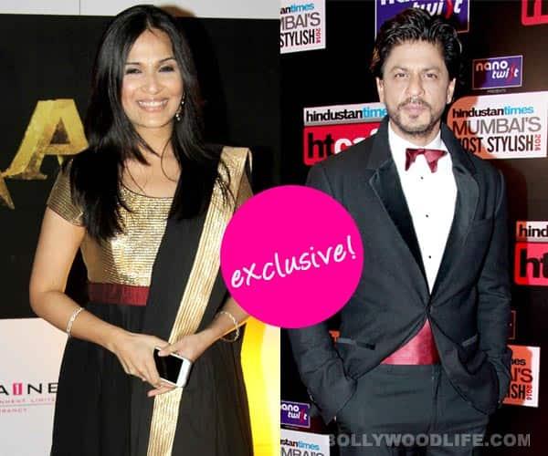 Soundarya Rajinikanth Ashwin: I would love to work with Shahrukh Khan