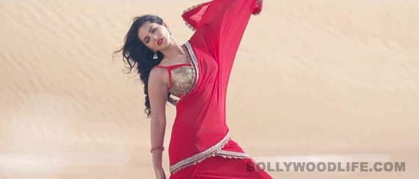 Saree wali girl song: Sexy Sunny Leone leaves you mesmerised in her debut Punjabi song – Watch video!