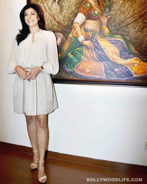 Sushmita Sen commemorates 20th anniversary of crowning