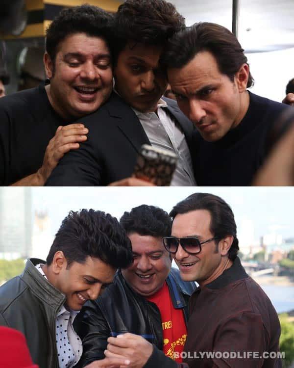 Are Sajid Khan, Saif Ali Khan, Riteish Deshmukh and Ram Kapoor selfie obsessed?