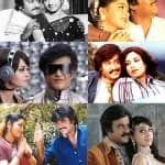 Rajinikanth's romance with 7 most beautiful heroines