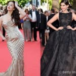 Aishwarya Rai Bachchan vs Sonam Kapoor at Cannes 2014 - View pics!