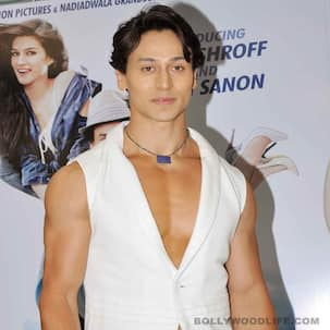 Tiger Shroff would like to play Jackie Shroff's role in Parinda remake!
