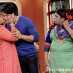 Comedy Nights with Kapil: Kapil Sharma's roaring episode with Tiger Shroff and Jackie Shroff - View pics!