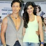 Kriti Sanon: Tiger Shroff takes time to open up!