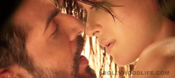 Hate Story 2: Jay Bhanushali and Surveen Chawla get steamy in the remake of Dayavan number!