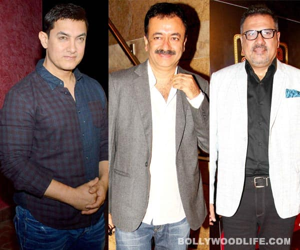 If not Aamir Khan, who is Rajkumar Hirani's lucky charm?