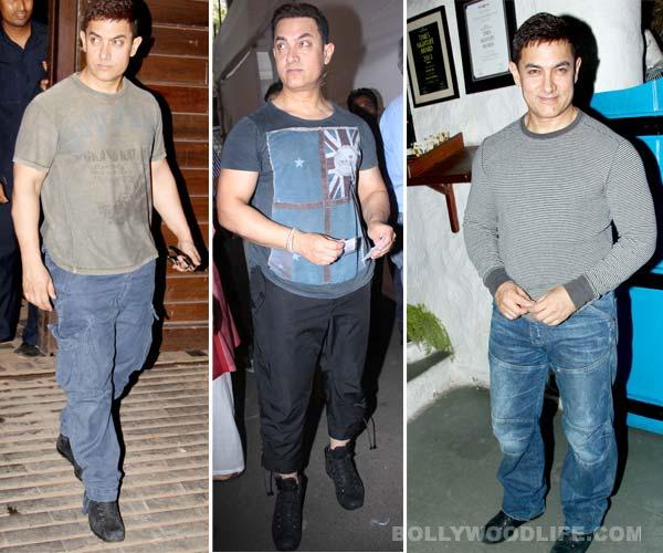 Aamir Khan ready to shed the kilos?