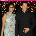 What are Aamir Khan and Kiran Rao doing at the Star Parivaar Awards 2014?