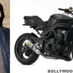 Aditya Roy Kapur gifts himself a swanky new bike called the Speed Triple by Triumph