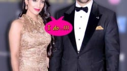 Aftab Shivdasani and Nin Dusanj tie the knot!