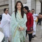 Revealed: Aishwarya Rai Bachchan's secret temple visit