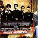 Supercops v/s SuperVillains: Makers rope in ace stunt choreographer Allan Amin for the show