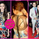 Life Ok Now awards: Alia Bhatt flaunts her 'Pataka' tattoo- View pics!