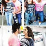 Injured Alia Bhatt accompanies Varun Dhawan for Humpty Sharma Ki Dulhania promotions!