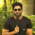 Allu Arjun thanks fans for 5 million likes on Facebook!