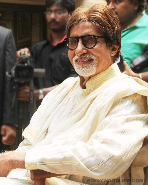 Amitabh Bachchan: I had wished to do a serial some day!