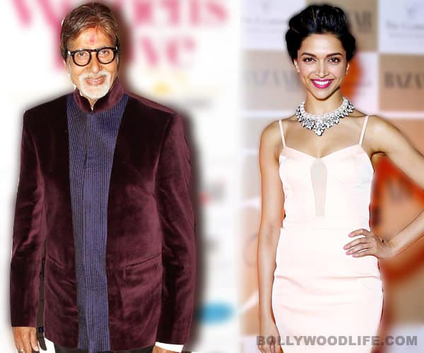 Amitabh Bachchan and Deepika Padukone to begin shooting for Piku in August