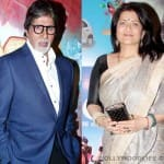 Sarika agreed to work in Yudh for Amitabh Bachchan!