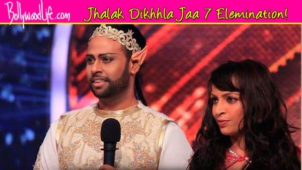 Jhalak Dikhhla Jaa 7: Andy eliminated!