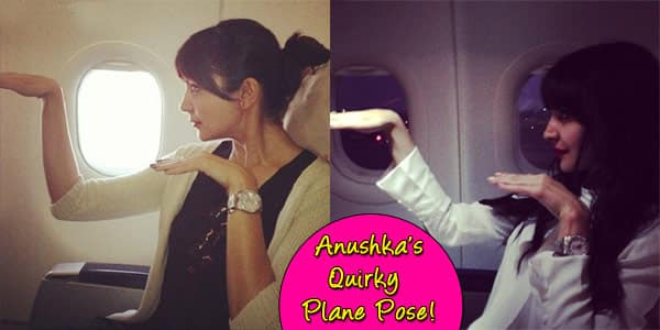 Revealed: Anushka Sharma's whacky side!