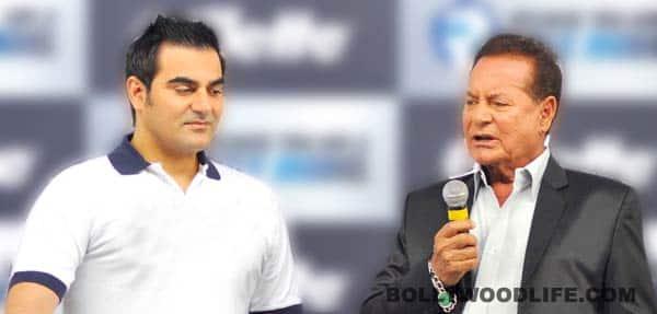 Arbaaz Khan: My father is my inspiration