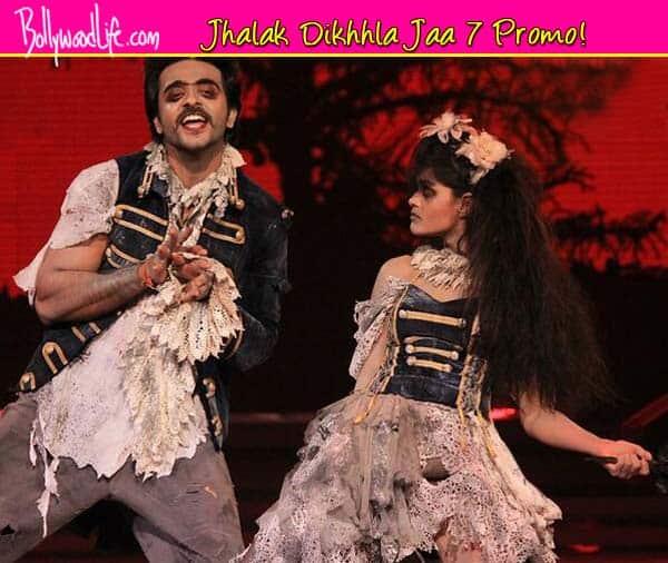 Jhalak Dikhhla Jaa 7 promo: Madhuri Dixit joins Ashish Sharma's vampire party