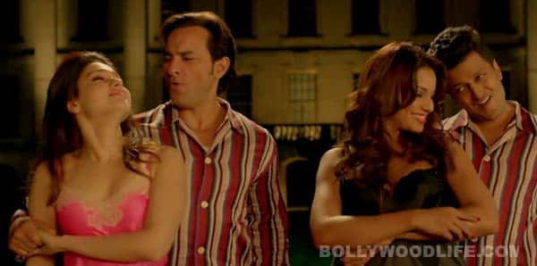 Humshakals song Barbaad raat: Tamannaah-Bipasha Basu hit the jackpot with their hotness!
