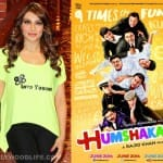 Bipasha Basu to miss another promotional event of Sajid Khan's Humshakals