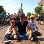 Hrithik Roshan is holidaying with his sons in Disneyland!