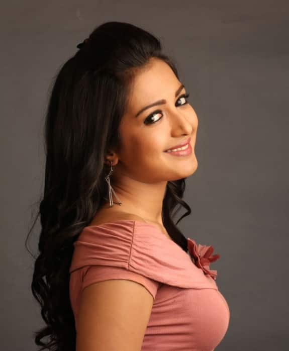 Catherine Tresa explores her potential with varied roles