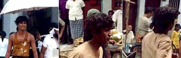 Dhanush's hairstyle for Anegan inspired from Kamal Haasan