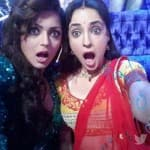 Jhalak Dikhhla Jaa 7: Best buddies Sanaya Irani and Drashti Dhami pose for a selfie - view pic!