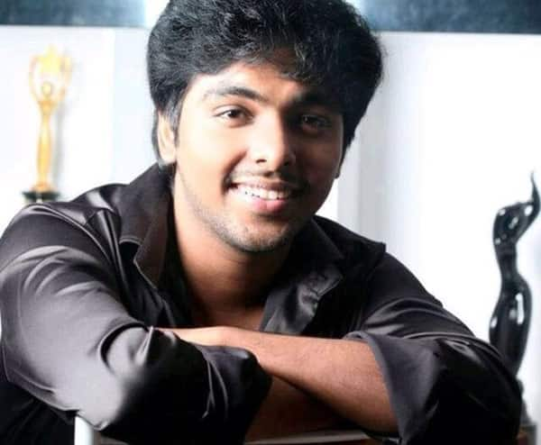 Happy Birthday GV Prakash!