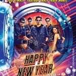 What are Shah Rukh Khan's plans to promote Happy New Year?