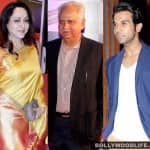 Rajkummar Rao and Hema Malini come together for Ramesh Sippy's comeback film