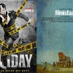 Movies to watch this week: Holiday-A Soldier Is Never Off Duty and Filmistaan